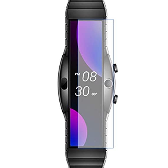 Amazon.com: MChoice❤️1PCS Clear Soft Hydrogel Transparent Screen Protection Film for Nubia α Watch: Clothing