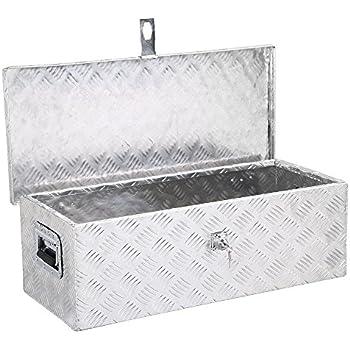 "Amazon.com: ARKSEN 30"" Aluminum Toolboxes Underbody Tote"