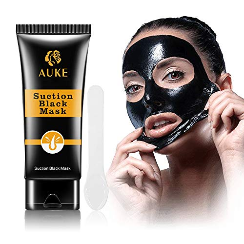 Blackhead Remover Mask, Blackhead Peel Off Mask, Black Face Mask, Charcoal Deep Cleaning Face Mask for Face Nose Acne Pores Treatment