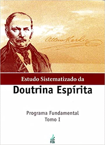 livro estudo sistematizado da doutrina espirita