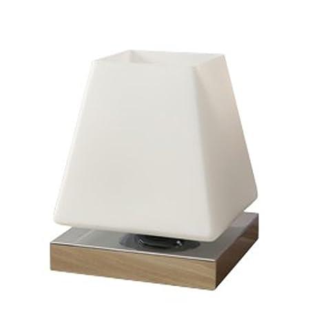 Yike-Lamp Trapezoide Lámpara de Mesa pequeña Lámpara de Sala ...