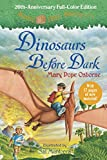img - for Dinosaurs Before Dark (Full-Color Edition) (Magic Tree House (R)) book / textbook / text book