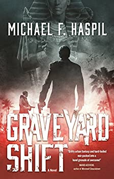Graveyard Shift by Michael F. Haspil horror book reviews