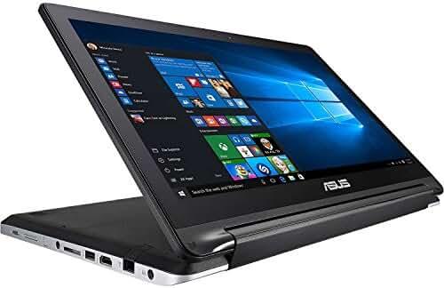 2017 Asus Flip R554LA Convertible Flagship Premium 15.6 Inch Touchscreen Laptop Computer (Intel Core i5-5200U up to 2.70GHz, 6GB RAM, 1TB HDD, DVD, WiFi, Windows 10) (Certified Refurbished)