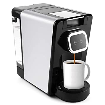 CHULUX Solo-sirva cafetera para cápsulas de K-taza, colar rápido sistema para