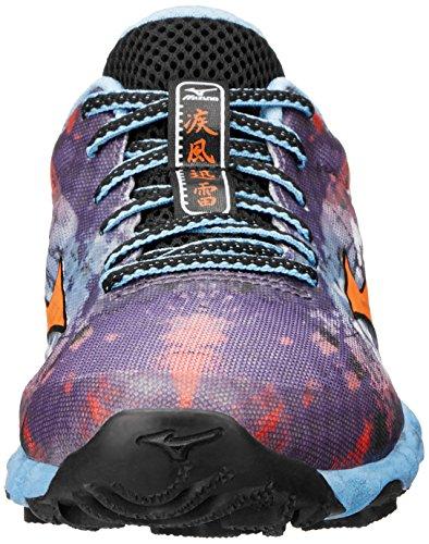 Mizuno Wave Hayate 2 Fibra sintética Zapato para Correr