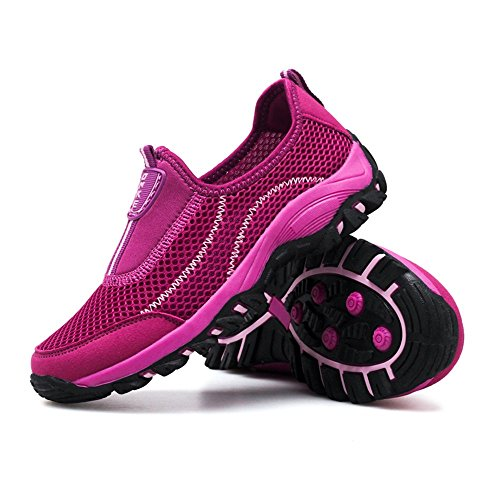 Légères FZDX Respirantes Décontractées Chaussures Chaussures Les Maille pour 69 Purple Confortables Hommes gqqSCX1