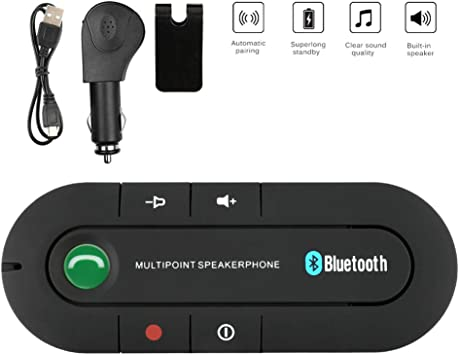 Kit Manos Libres Bluetooth para Coche inalámbrico para Altavoz ...