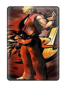 High-quality Durability Case For Ipad Air(street Fighter)