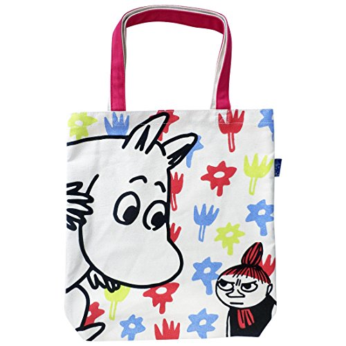 The Story of Moomin Tote Bag Moomin & Lilla My