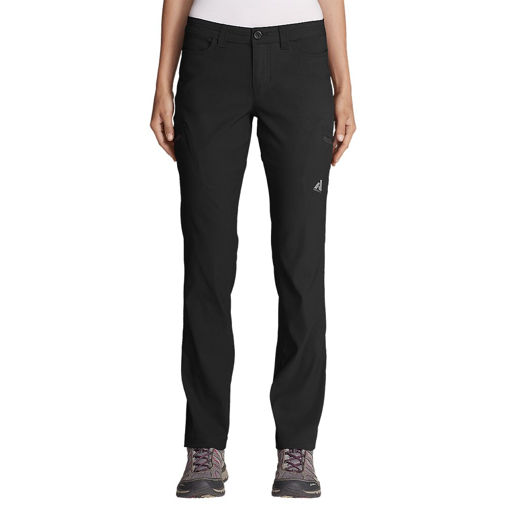 Eddie Bauer Women's Guide Pro Pants, Black Petite 2