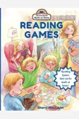 Reading Games in a Bag: Made at Home Paperback