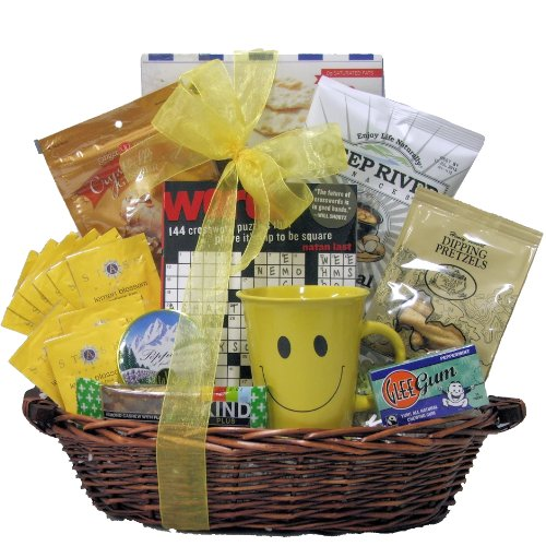 Champions Puzzle (GreatArrivals Gift Baskets Gourmet Get Well Gift Basket, Chemo Champion, 4 Pound)