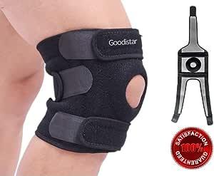 Adjustable Knee Brace for Plus Size 3XL 4XL Wrap Super