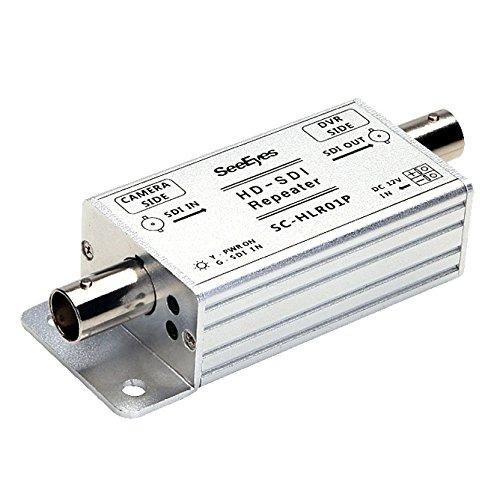 HD-SDIリピーター SC-HLR01P SeeEyes 重畳電源中継器 B01IEIXC8Q