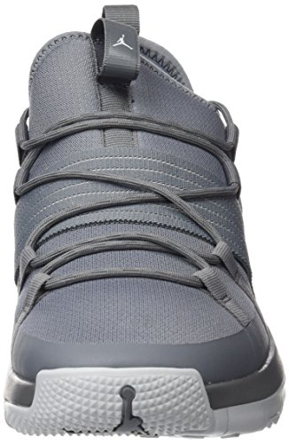 new arrivals dde46 52148 Amazon.com   Jordan Men s Trainer Pro Training Shoe, Cool Grey Pure Platinum -Pure Platinum 9.5   Athletic
