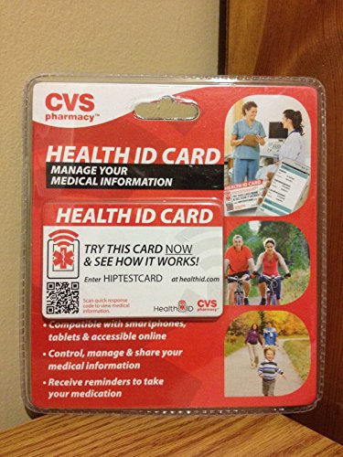 cvs-pharmacy-health-id-card