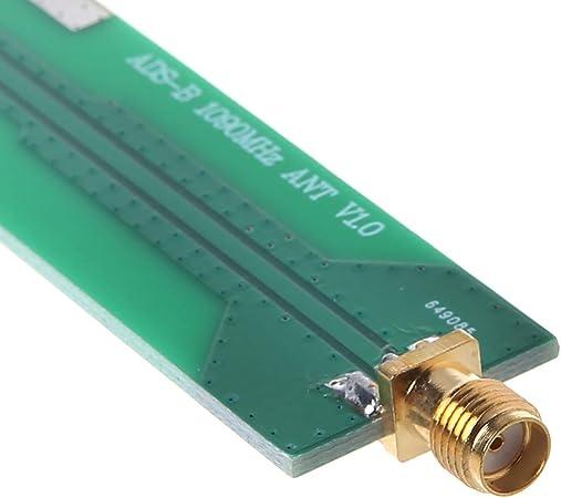 Antena de recepción ADS-B de 1090 MHz, las piezas de repuesto ...
