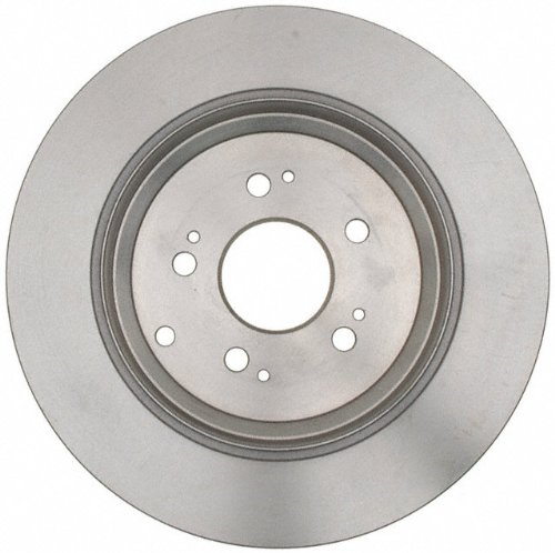 ACDelco 18A2688 Professional Durastop Rear Drum In-Hat Disc Brake Rotor