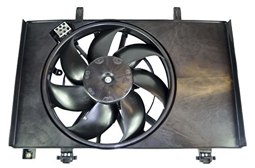 D2P Radiator Cooling Fan FOR Ford Fiesta:
