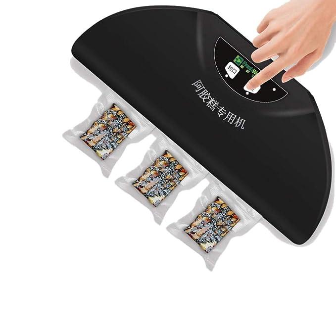 XYACM Congelador vertical Sellador automático de alimentos for ...