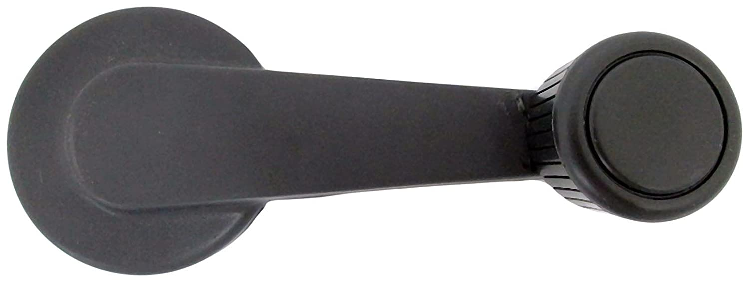 Dorman 79791 Chevrolet/GMC Black Window Handle