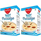 Nutrus Sprouted Wheat Porridge 450 gm ( Pack of 2 )