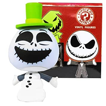 Amazon.com: Nightmare Before Xmas Snowman Jack White Mystery Blind ...