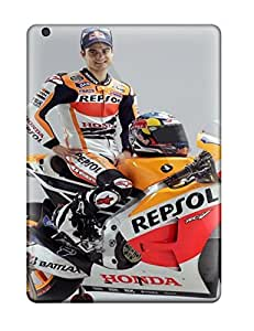 New Arrival Cover Case With Nice Design For Ipad Air- Dani Pedrosa Gp Anime by icecream design