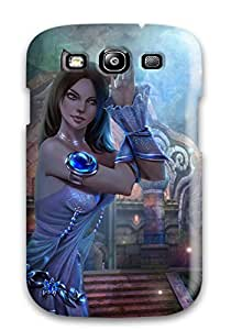 New Women Tpu Case Cover, Anti-scratch EYsoTGZ6319XiVlI Phone Case For Galaxy S3