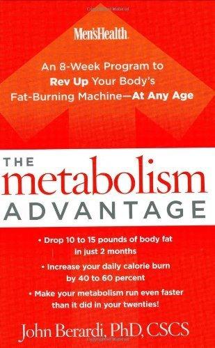 - Metabolism Advantage, the by Berardi, John (2006) Hardcover