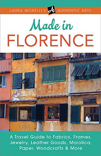 Made in Florence: A Travel Guide to Fabrics, - Florence Jewelry