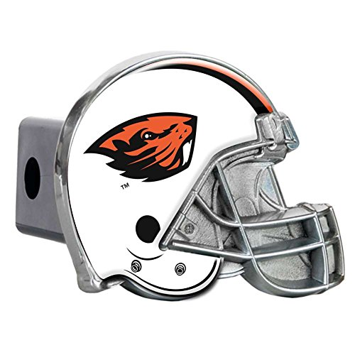 NCAA Oregon State Beavers Metal Helmet Trailer Hitch Cover