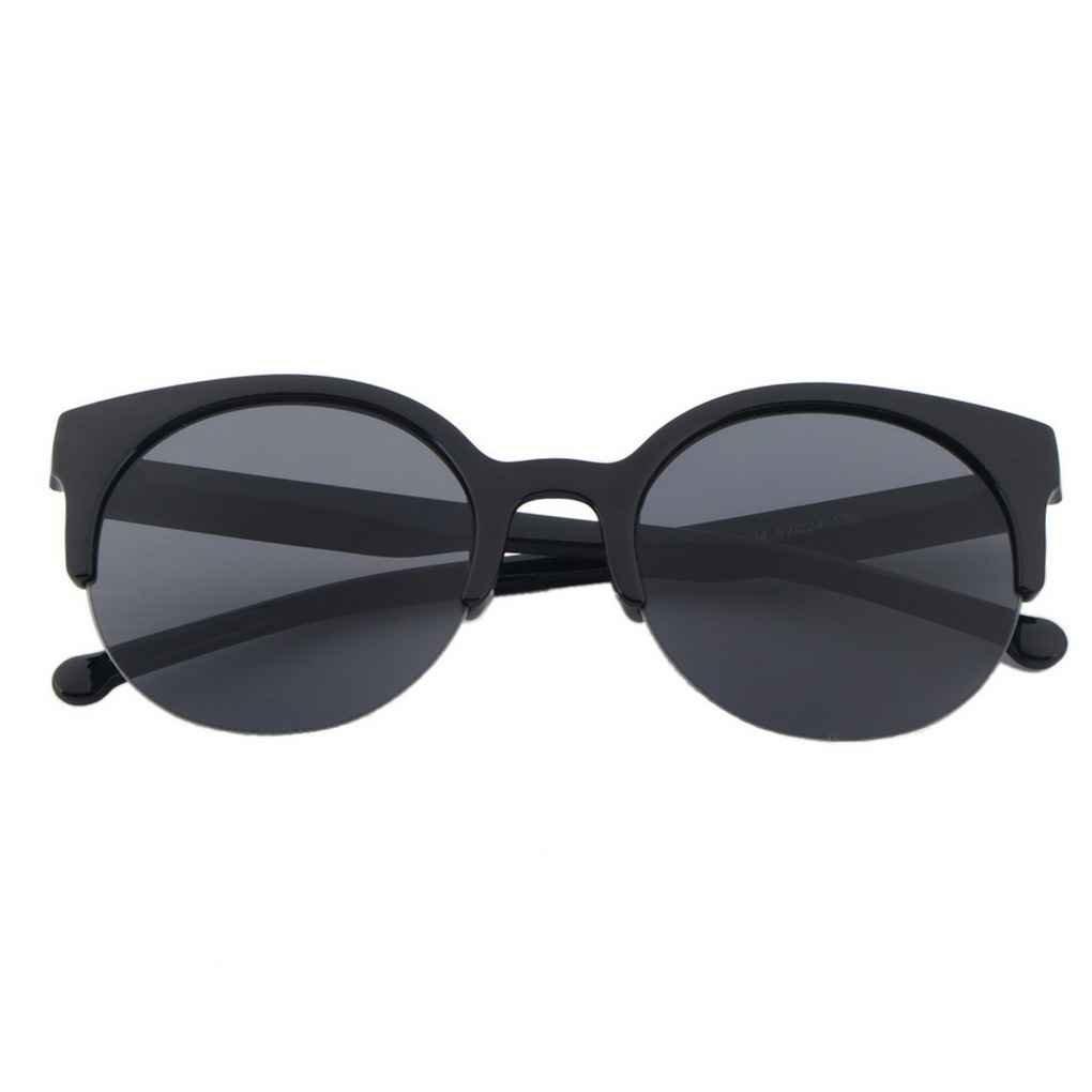 Mengonee Klassische Runde Form Kreis Rahmen Sonnenbrille Vintage ...