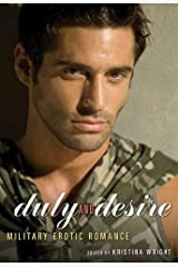 Duty and Desire: Military Erotic Romance Paperback