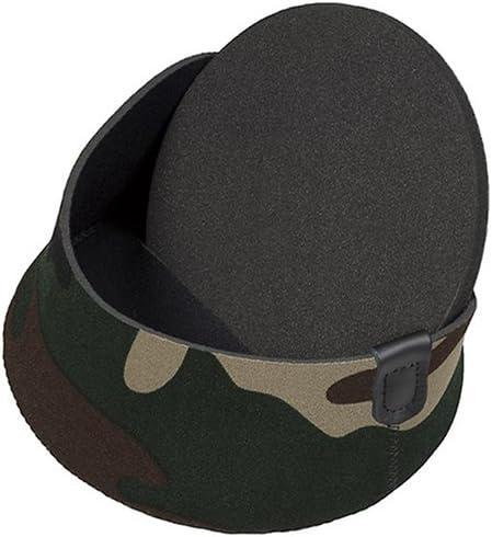 Lenscoat Hoodie 4XL Fits 7-7.75//178-197mm FG Camo