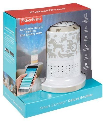 Fisher-Price Smart Connect Deluxe Soother