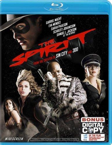 - The Spirit ( Blu-ray+ Digital HD)