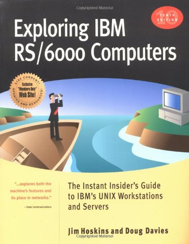 Exploring IBM RS/6000 Computers: The Instant Insider's for sale  Delivered anywhere in Canada
