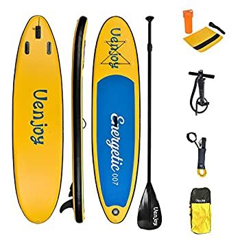 Uenjoy Inflatable SUP All Around Paddle Board