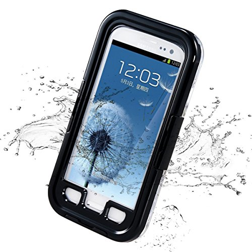 Galaxy S3 Waterproof Case - 3