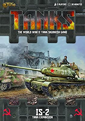 Tanks: Soviet IS-2 Tank Expansion Board Game: Amazon.es: Juguetes ...