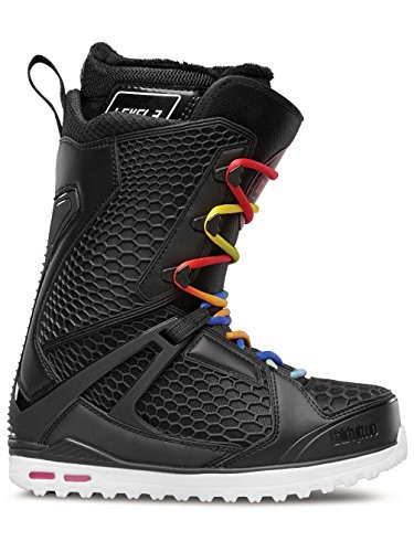Thirty Two Womens Lashed - ThirtyTwo Team Two Women's Snowboard Boots, Black, Size 10