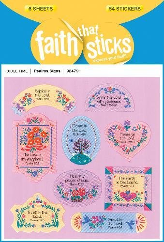 Psalms Signs (Faith That Sticks)