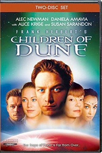 Frank Herbert's Children of Dune: Sci-Fi TV Miniseries (Two-Disc DVD Set) by LION'S GATE ENTERTAINMENT