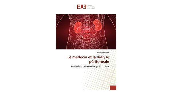 medecin et la dialyse peritoneale le
