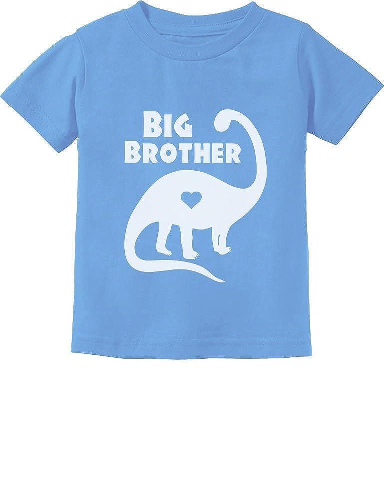 TeeStars - Big Brother Gift for Dinosaur Loving Boys Toddler/Infant Kids T-Shirt GtPhltlgm5