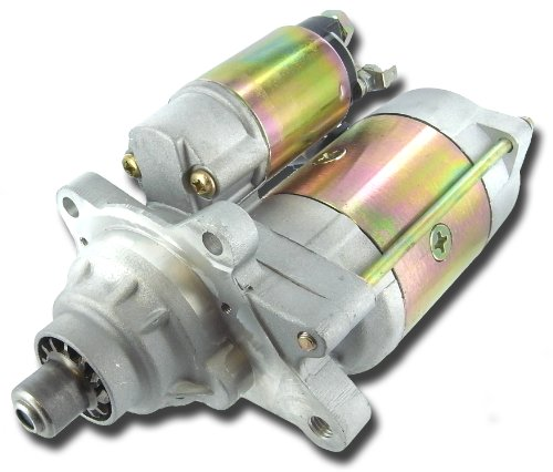 New Starter Ford E-Series Econoline E250 E350 2004-2008, Excursion 2003-2005, F-Series Pickup F250 F350 2003-2006 2007, F450 F550 Super Duty 2003-2005 6.0L 363 V8 (Super Starter Econoline Duty)