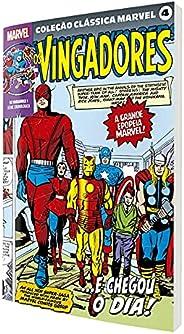 Coleção Clássica Marvel Volume 4 - Vingadores Volume 1