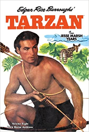 Book Tarzan: The Jesse Marsh Years Volume 8 (Tarzan 8)